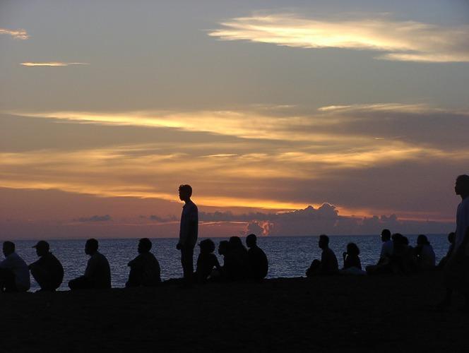 Wo Sonnenuntergänge noch gefeiert werden