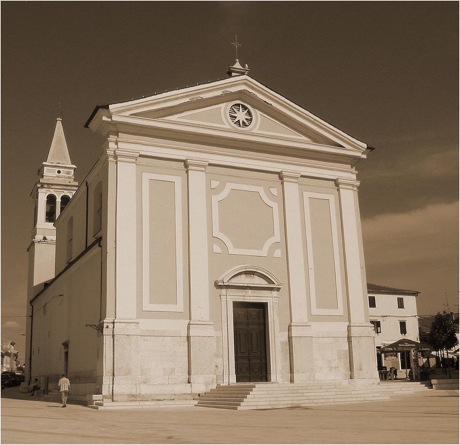 Wo steht diese Kirche?