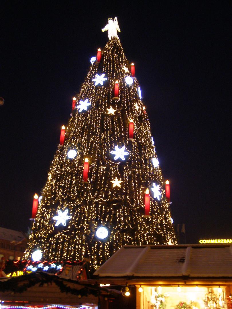 wo steht dieser weihnachtsbaum
