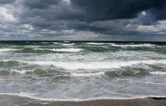 Wo Wind und Wasser sich umarmen...