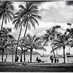 Wochenende auf Martinique