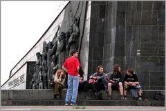 Wochenende in Moskau...