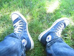 wohin mich die Füße tragen..