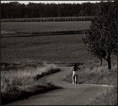 Wohin wird mich dieser Weg führen...?
