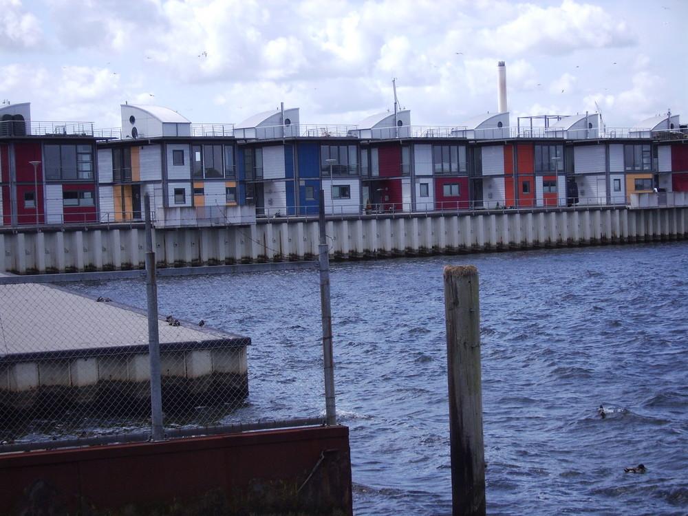 Wohneinheiten am Flensburger Hafen