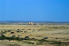 Wohnen am Rande der Wüste.             ..120_3931