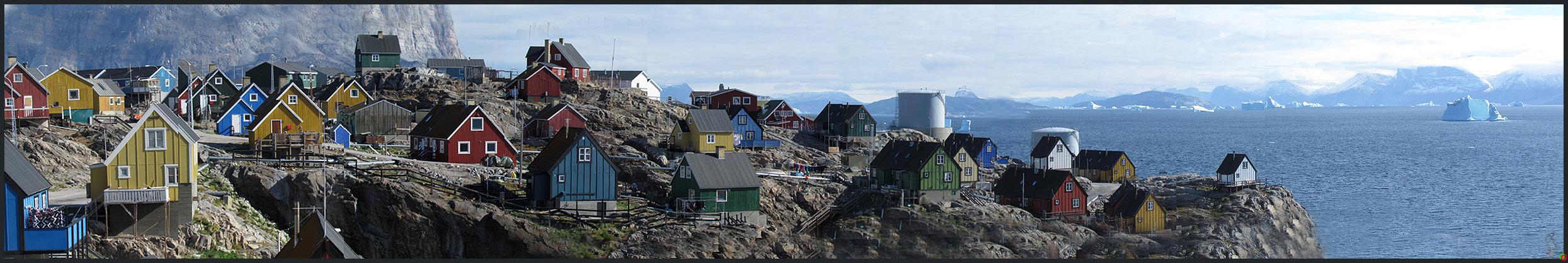 Wohnen in Uummannaq