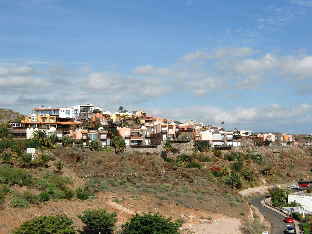 Wohngebiet in San Agustin, Gran Canaria (II)