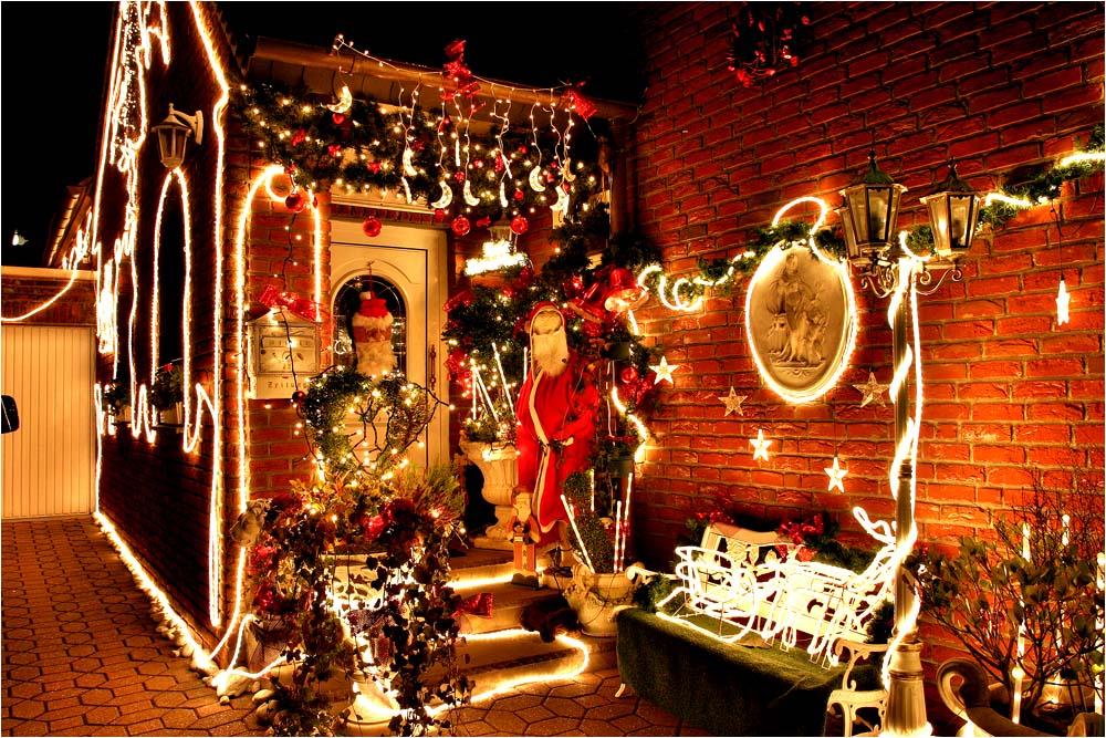 Wohnt hier der Weihnachtsmann?