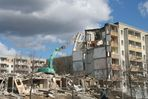 Wohnungsrückbau in Cottbus Schmellwitz
