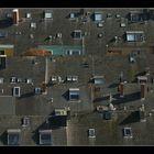 Wohnviertel auf Helgoland
