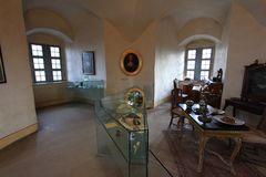 Wohnzimmer der Gräfin Cosel
