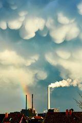 Woken, Energie und der Regenbogen