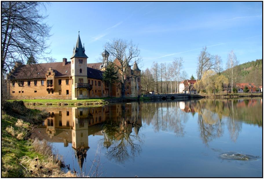 Wolfersdorf - Wasserschloss Fröhliche Wiederkunft
