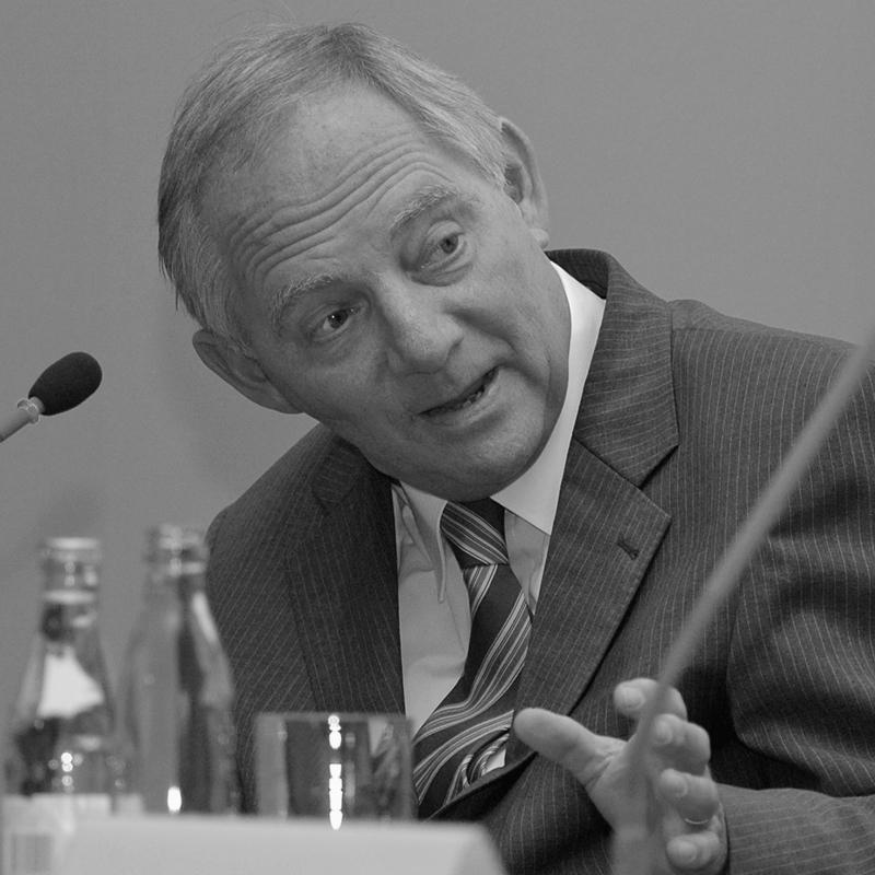 Wolfgang Schäuble (1)