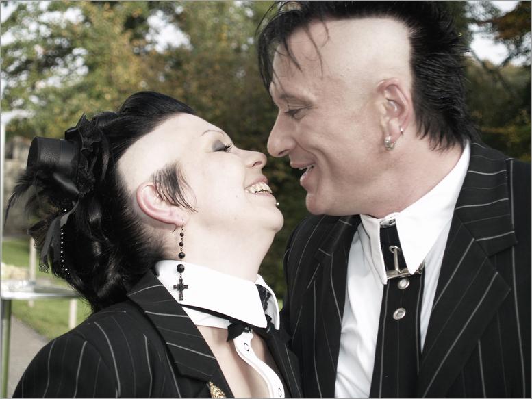 Wolfgang und Bianca I