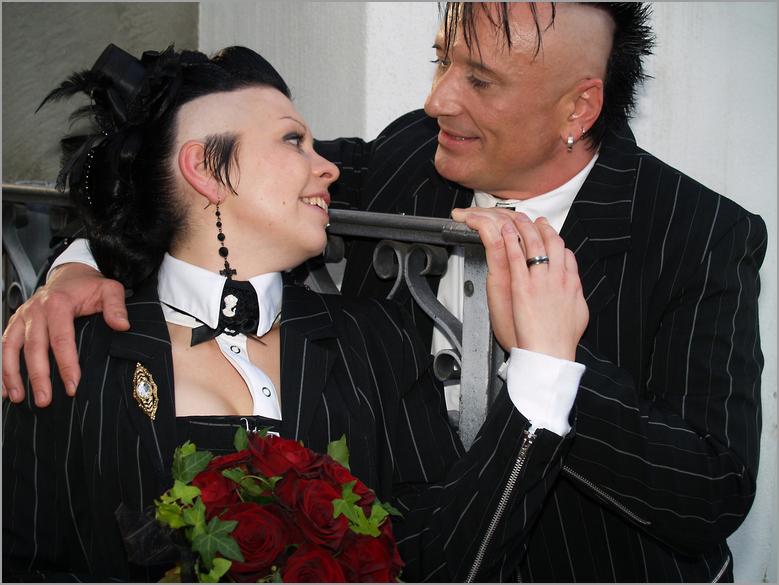 Wolfgang und Bianca III