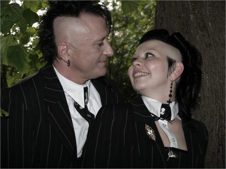 Wolfgang und Bianca XII