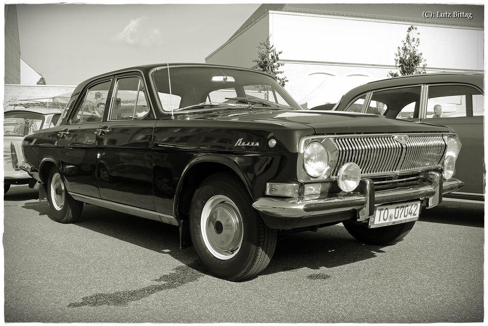 wolga gaz 24 foto bild oldtimer auto autos bilder. Black Bedroom Furniture Sets. Home Design Ideas
