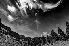 Wolken 1/2