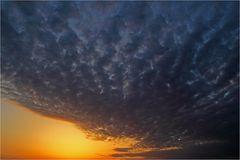 Wolken am Morgen........