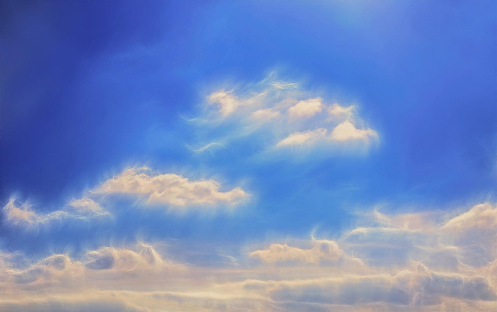 wolken die tanzen ....