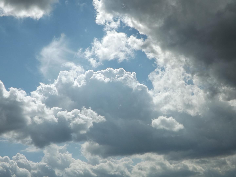 Wolken die zweite