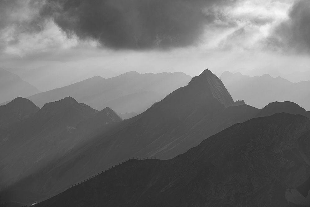 Wolken-Ebenen