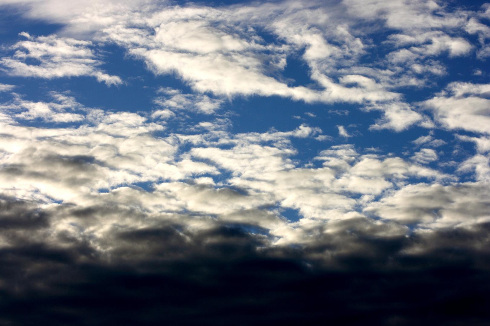 Wolken f