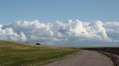 Wolken-Fabrik...