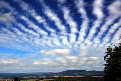 Wolken im Paradies