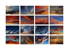 Wolken-Impressionen