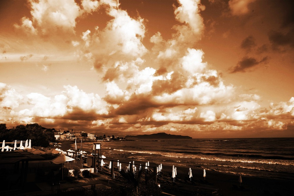 Wolken in greece 2