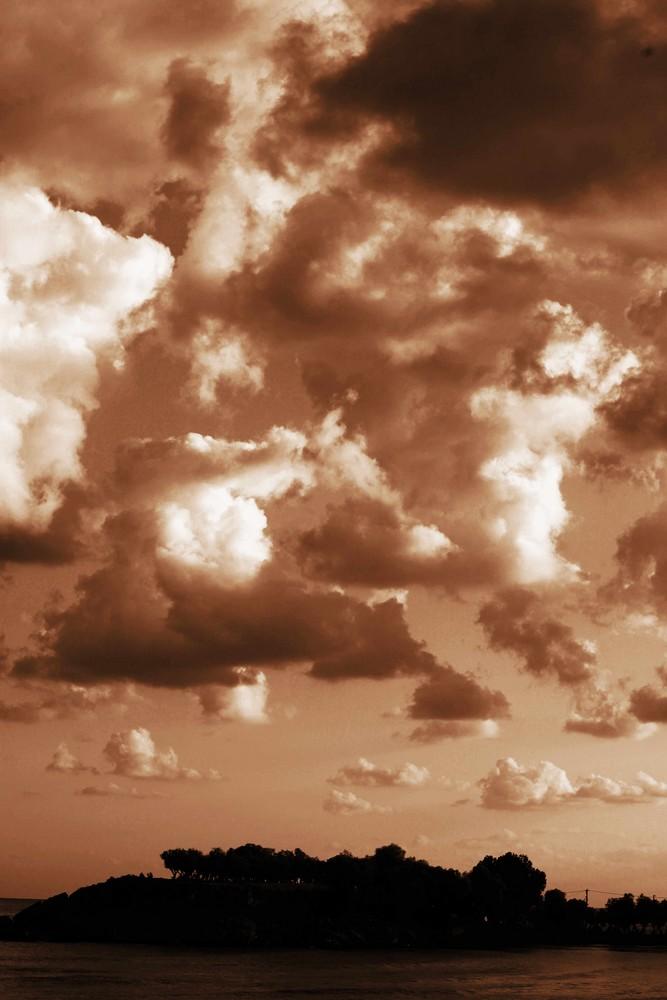 Wolken in greece 3