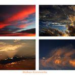 Wolken-Kunstwerke