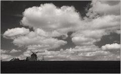 Wolken ... mal wieder ...