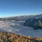 Wolken Meer
