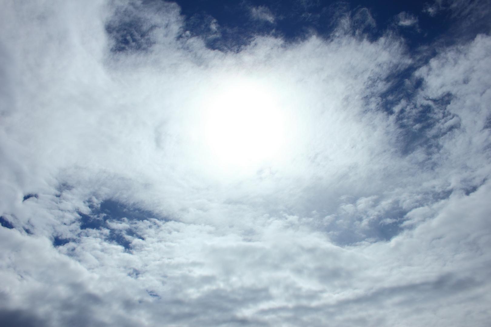 Wolken, mehr als nur Weiße Flecken am Himmel