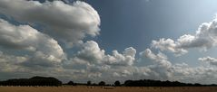 Wolken - mit Röllekes .