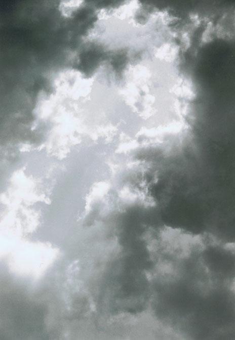 Wolken oder mehr?