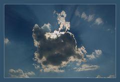 Wolken-Sonne-Impression...