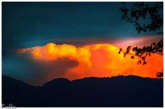Wolken Spektakel