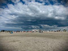 Wolken-Strand