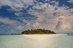 Wolken Strand und mehr  !!!