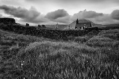 Wolken über Búðir