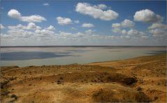 wolken über dem amu-darja