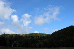 Wolken über dem Mühltal