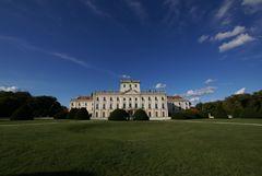 Wolken über Fertöd- (Schloss Esterházy)