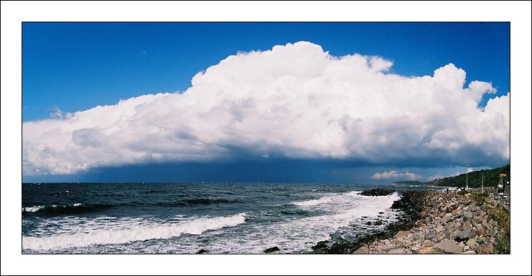 Wolken über Vang/Bornholm02 (DK)