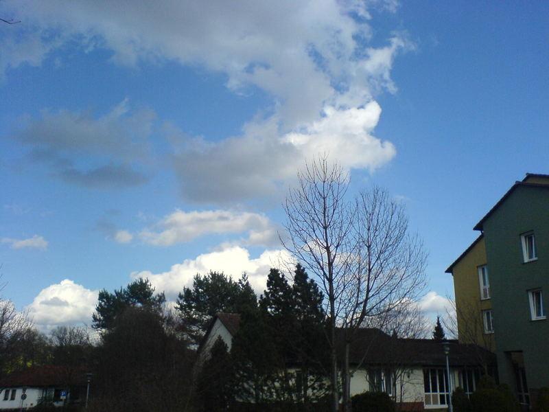 Wolken und weiteres